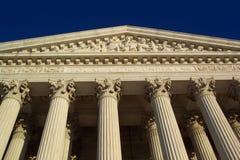 Richter des Obersten Gerichtshofs Lizenzfreies Stockbild