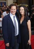 Richter Reinhold und Amy Reinhold Lizenzfreies Stockfoto