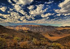 Richtersveld royaltyfria bilder