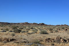 The Richtersveld National Park in Namibia Stock Photo