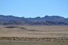 The Richtersveld National Park in Namibia Royalty Free Stock Images