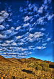 Richtersveld sky Stock Images