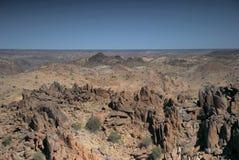 Richtersveld 4x4 wycieczka turysyczna obrazy stock