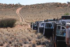 Richtersveld 4x4 tour Stock Photos