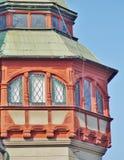 Richtersvilla | Polen, Lodz Royalty-vrije Stock Afbeeldingen