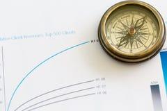 Richtige Richtung Ihres Geschäfts Lizenzfreie Stockfotos