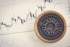 Richtige Richtung Ihres Geschäfts Lizenzfreies Stockfoto