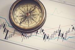 Richtige Richtung Ihres Geschäfts Stockfotos