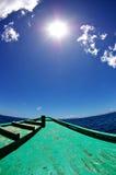 In Richtung zum Sun Lizenzfreie Stockfotografie