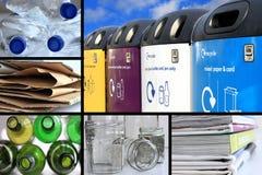Riciclaggio Fotografie Stock Libere da Diritti
