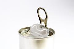 Riciclaggio dell'alluminio Fotografia Stock Libera da Diritti