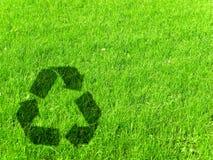 Riciclaggio di Eco Fotografia Stock Libera da Diritti