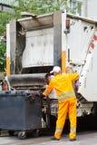 Riciclaggio spreco e dell'immondizia Fotografie Stock Libere da Diritti