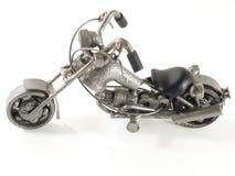 Ricicli il motocycle Fotografie Stock Libere da Diritti