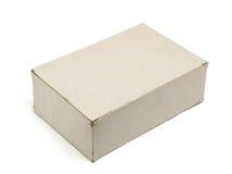 Ricicli la scatola di carta Immagini Stock