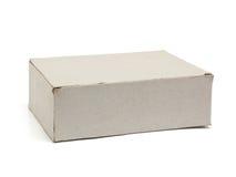 Ricicli la scatola di carta Immagine Stock