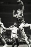Rick Barry Golden State Warriors Hall von Hame-Spieler stockfoto
