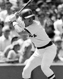 Rick Burleson Boston Red Sox Imagen de archivo libre de regalías