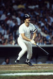 Rick Cerone. New York catcher Rick Cerone. (Image taken from color slide Royalty Free Stock Images
