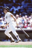 Rick Cerone. New York Yankees catcher Rick Cerone. (Image taken from color slide Royalty Free Stock Photo