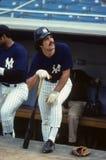 Rick Cerone. New York Yankees catcher Rick Cerone. (Image taken from color slide Stock Images