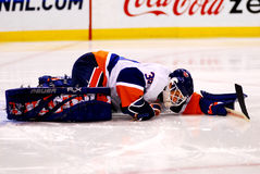 Rick DiPietro New York Islanders Stock Images