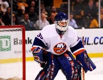 Rick DiPietro New York Islanders. New York Islanders goalie Rick DiPietro #39 stock image