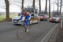 Rick Flens in Kuurne - Brüssel - Kuurne Lizenzfreies Stockfoto