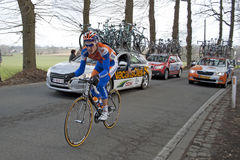 Rick Flens in Kuurne - Brussel - Kuurne Royalty Free Stock Photo