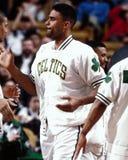 Rick Fox, Celtics de Boston fotografía de archivo libre de regalías