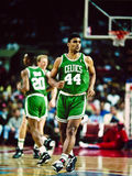 Rick Fox former Boston Celtic Stock Image