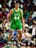 Rick Fox former Boston Celtic Royalty Free Stock Photo
