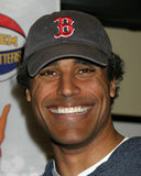 Rick Fox. Harlem Globetrotters Game Staples Center Los Angeles, CA February 20, 2006 Royalty Free Stock Images
