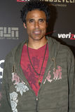 Rick Fox on the red carpet Royalty Free Stock Images