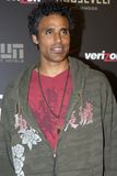 Rick Fox on the red carpet Royalty Free Stock Photography