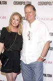 Rick Hilton and Kathy Hilton Stock Photography