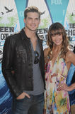 Rick Malambri,Sharni Vinson Stock Photography