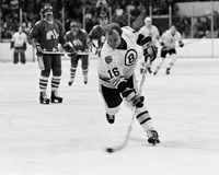 Rick Middleton, Boston Bruins Stockfoto