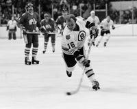 Rick Middleton, Boston Bruins. Stock Photo