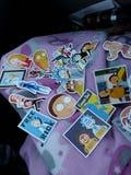 Rick n Morty fotografía de archivo libre de regalías