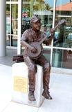 Rick Redden Statue Stock Image