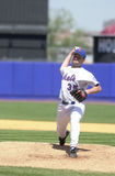 Rick Reed. New York Mets pitcher Rick Reed.  Image taken from color slide Stock Images
