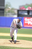 Rick Reed. New York Mets pitcher Rick Reed. Image taken from color slide Royalty Free Stock Image