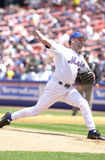 Rick Reed. New York Mets pitcher Rick Reed.   Image taken from color slide Royalty Free Stock Photo