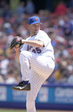 Rick Reed. New York Mets pitcher Rick Reed.   Image taken from color slide Stock Photography