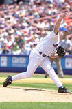 Rick Reed. New York Mets pitcher Rick Reed.  image taken from color slide Royalty Free Stock Images