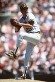 Rick Rhoden. Pittsburgh Pirates starting pitcher Rick Rhoden, #29. (Image taken from color slide Royalty Free Stock Image