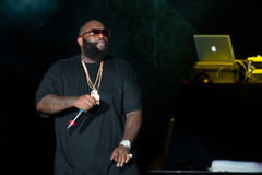 Rick Ross Royalty Free Stock Image