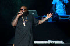 Rick Ross Royalty Free Stock Images