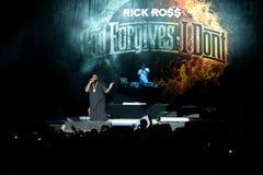 Rick Ross Stock Image